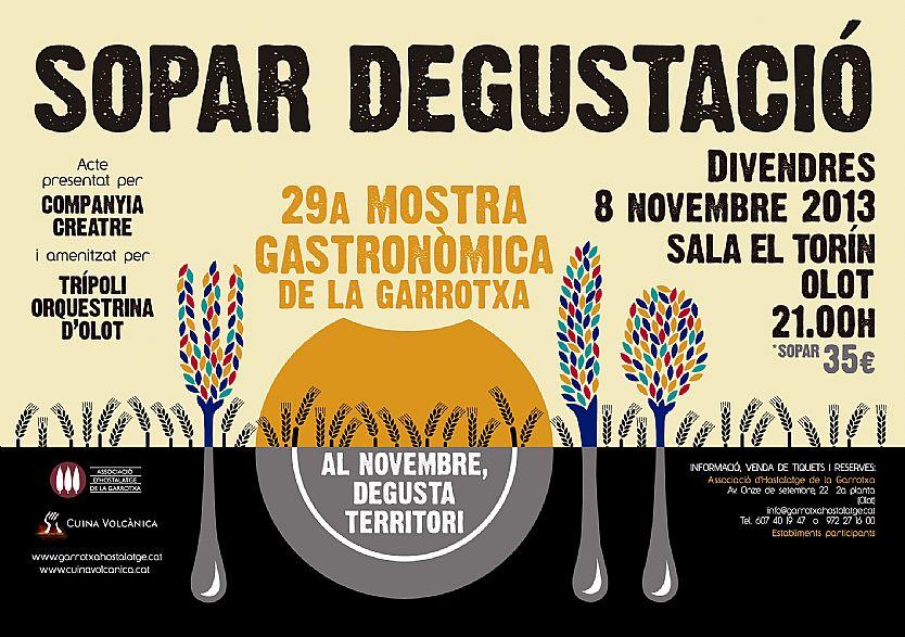 29a mostra gastronòmica de la Garrotxa