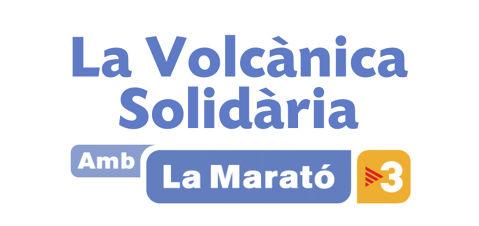 La Volcànica Solidària i tastos de Cuina Volcànica amb la Marató de TV3