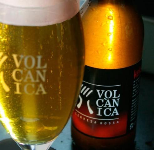 La volcànica, una cervesa d'èxit en els restaurants de Cuina Volcànica