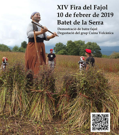 Cuina Volcànica, pregoners de la Fira del fajol 2019